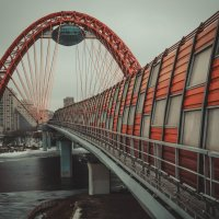 Живописный мост :: Lasc1vo Артёмин