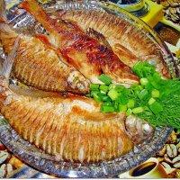 Рыбка пойманная моим мужем :: Лидия (naum.lidiya)