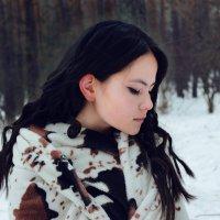 Зимняя сказка :: Виктория Дорошук