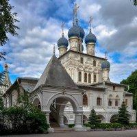 Храм Казанской иконы Божией Матери :: Евгений Голубев