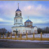 Храм вмц. Параскевы с. Подгорное :: Laborant Григоров