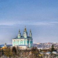 Памятник истории Смоленска :: Милешкин Владимир Алексеевич