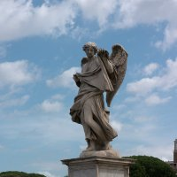 Скульптуры моста Святого Ангела :: Руслан Гончар