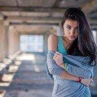 Портрет :: Рустам Шорахимов