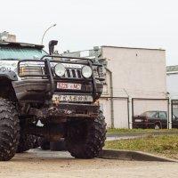 BigFoot Monster truck car :: Николай Н