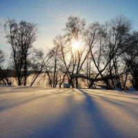 Однажды зимним днём :: Рафис Куйбагаров