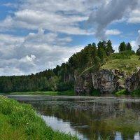 У реки после грозы :: Виктор Прохоренко