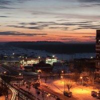 Ночной город :: Viktor Сергеев