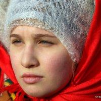 девушка с грустинкОЙ :: Олег Лукьянов