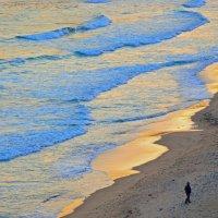 Человек и море... :: Арина