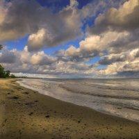 облачный вальс на море :: Марат Макс