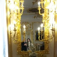 Царское село.Екатерининский дворец :: Ирина Веснина
