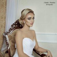Гламурная невеста :: Наталья