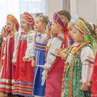 Юные хористки :: Андрей Синявин
