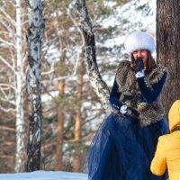 Фотосессия в разгаре :: Анатолий Иргл
