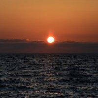 Перед закатом :: valeriy khlopunov