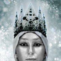 Хозяйка серебряной горы :: Анна Тесликова