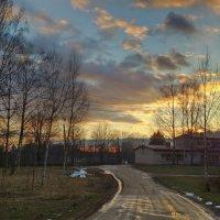 Вечернее небо. :: Mix Mix