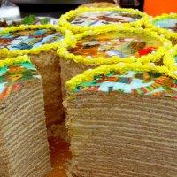 Блинные торты. :: nadyasilyuk Вознюк