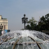 На Манежной площади :: Grey Bishop