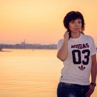 вспоминая тёплые летние закаты.... уже скоро))) :: Александр Александр