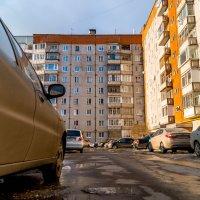 Мой двор :: Владимир Пименков