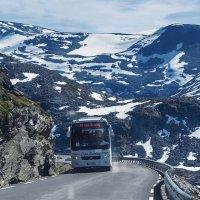 Подъем на Далсниббу (1500м), Норвегия. :: Наталья Иванова