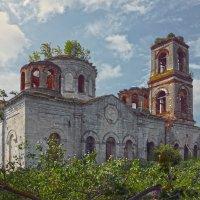 Церковь Рождества Христова в деревне Станишино :: Анатолий Максимов