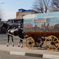 гужевой транспорт :: Olga Grebennikova