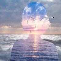 Женщина, как море... :: NeRomantic Выползова