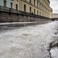 В Зимней канавке :: Valeriy Piterskiy