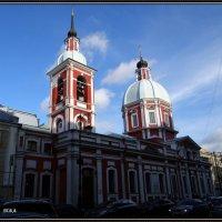 Пантелеймоновская церковь :: Вера