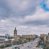 Новоспасский монастырь. Москва. :: Viktor Nogovitsin