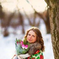 Весна идет! :: Марина Юдина