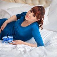 Чудесная Настенька в ожидании малыша) :: татьяна иванова