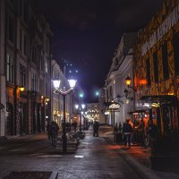 Столешников переулок :: Ксения Базарова