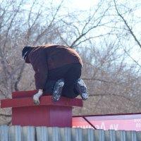 Я памятник воздвиг себе нерукотворный! :: A. SMIRNOV