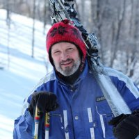 Лыжи-это кайф!!! :: Дмитрий Арсеньев
