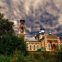 Перед грозой. :: Валерий Гудков