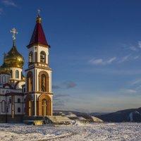 Храм Новомученников :: Сергей Щербинин