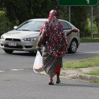 На улицах Австралии :: Антонина