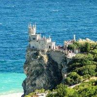 Ласточкино гнездо, Крым :: Марина