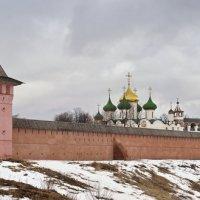 Спасо-Евфимиев монастырь.Суздаль.Дата постройки 1352 г. :: leonid