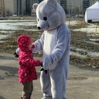 Будем с тобой дружить? :: Валентина Жукова