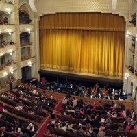 Театр оперы и балета :: Наталья Джикидзе (Берёзина)