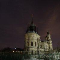 Звезды над Баженовской церковью. :: Марина Савчиц