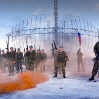 Выступление спецназа_2 :: Оксана Сафонова
