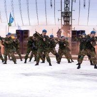 Выступление спецназа_3 :: Оксана Сафонова