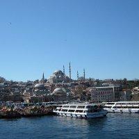 Утренний Стамбул :: Lukum
