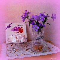 Восточные сладости :: Nina Yudicheva